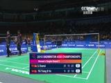 李雪芮VS辛德胡 2015亚锦赛 女单1/4决赛明仕亚洲官网