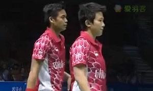 艾哈迈德/纳西尔VS李晋熙/周凯华 2015亚锦赛 混双决赛视频