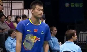 乔斌VS波萨那 2015新西兰公开赛 男单半决赛视频