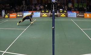 【先锋乒羽】2015年新西兰羽毛球公开赛 十佳球