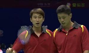 李胜木/蔡佳欣VS伊万诺夫/索松诺夫 2015苏迪曼杯 男双资格赛视频