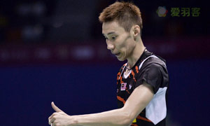李宗伟VS斯里坎特 2015苏迪曼杯 男单资格赛视频