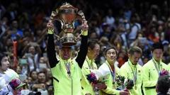 专访李永波:不惧赛制改革 不满限制顶尖选手战奥运