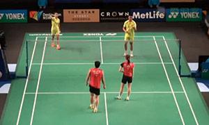 高成炫/金荷娜VS徐晨/马晋 2015澳洲公开赛 混双1/4决赛视频