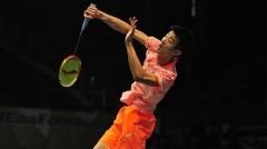 【图集】印尼赛:林丹首轮出局 谌龙李雪芮晋级