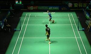 郭凯VS杨智杰 2015美国公开赛 男单资格赛视频
