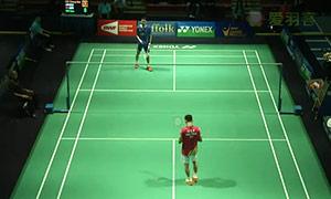 李宗伟VS郭凯 2015美国公开赛 男单1/8决赛视频
