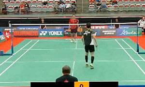 伍家朗VS茨维布勒 2015加拿大公开赛 男单半决赛视频