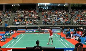李文珊VS今別府香里 2015加拿大公开赛 女单决赛视频