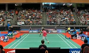 李宗伟VS伍家朗 2015加拿大公开赛 男单决赛视频