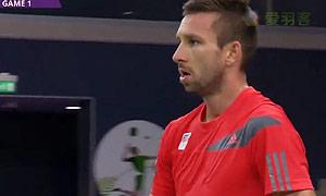 杜马克VS考卡尔 2015欧运会 男单1/4决赛视频