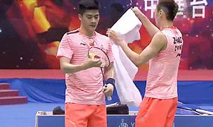 傅海峰/张楠VS李龙大/柳延星 2015台北公开赛 男双半决赛视频