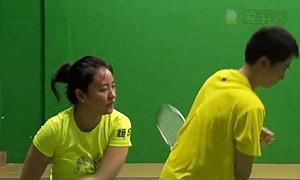 正确挥拍避免网球肘和肩部发炎
