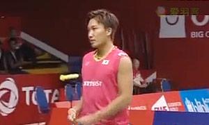 桃田贤斗VS杜马克 2015羽毛球世锦赛 男单资格赛视频