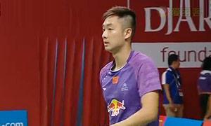 王睁茗VS胡尔斯凯宁 2015羽毛球世锦赛 男单资格赛视频