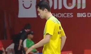 魏楠VS苏吉亚托 2015羽毛球世锦赛 男单1/16决赛视频