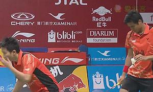艾哈迈德/纳西尔VS陈炳顺/吴柳萤 2015羽毛球世锦赛 混双1/8决赛视频