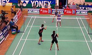 宗空潘/拉温达VS安迪妮/玛撒 2015越南公开赛 女双决赛视频