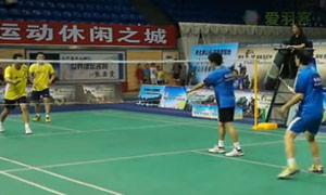2015黑山谷杯羽毛球挑战赛(三)