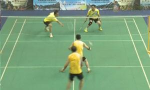 2015黑山谷杯羽毛球挑战赛(五)