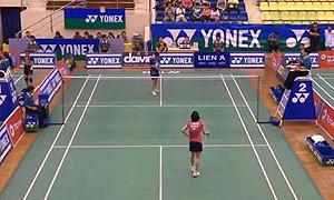 川上纱惠奈VS素尼达 2015越南公开赛 女单半决赛视频