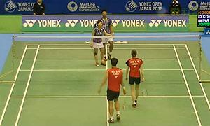 高成炫/金荷娜VS乔丹/苏珊托 2015日本公开赛 混双1/8决赛视频