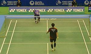 李东根VS普拉诺 2015日本公开赛 男单1/8决赛视频