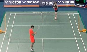 孙瑜VS三谷美菜津 2015韩国公开赛 女单1/16决赛视频