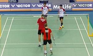 彼德森/科丁VS安德烈/古纳万 2015韩国公开赛 男双1/16决赛视频