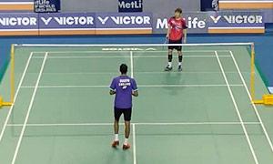 孙完虎VS欧斯夫 2015韩国公开赛 男单1/16决赛视频