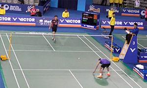 许侊熙VS李宗伟 2015韩国公开赛 男单资格赛视频