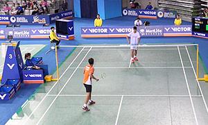 周天成VS波萨那 2015韩国公开赛 男单1/8决赛视频