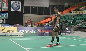 安东森VS宋俊洋 2015比利时公开赛 男单1/4决赛视频