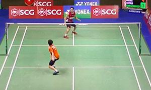 乔纳坦VS王佳伦 2015泰国公开赛 男单1/16决赛视频