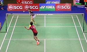 毛拉那VS坦农萨克 2015泰国公开赛 男单1/16决赛视频