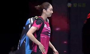 成池铉VS梁晓宇 2015泰国公开赛 女单决赛视频