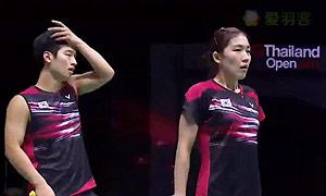 崔钟宇/严惠媛VS乔丹/苏珊托 2015泰国公开赛 混双决赛视频