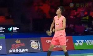 谌龙VS苏吉亚托 2015丹麦公开赛 男单决赛视频