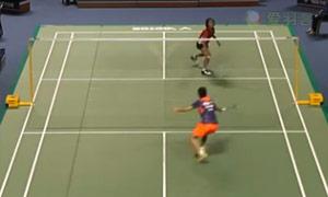 沈雅颖VS江梅惠 2015韩国黄金赛 女单1/8决赛视频