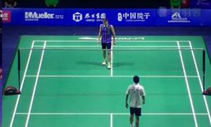 许仁豪VS茨维布勒 2015中国公开赛 男单1/16决赛视频