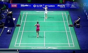 马琳VS李文珊 2015中国公开赛 女单1/8决赛视频