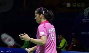 内维尔VS奥原希望 2015中国公开赛 女单1/4决赛视频