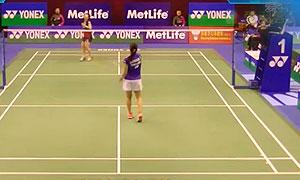 【精彩瞬间 】布桑兰VS山口茜2015香港羽毛球公开赛 女单首轮