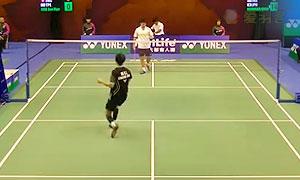 伍家朗VS许仁豪 2015香港公开赛 男单1/16决赛视频