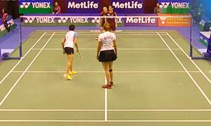 郑景银/申升瓒VS古塔/蓬纳帕 2015香港公开赛 女双1/16决赛视频