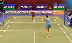 马琳VS山口茜 2015香港公开赛 女单1/8决赛视频
