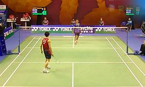 金廷VS坂井一将 2015香港公开赛 男单1/4决赛视频