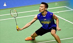 李宗伟VS伍家朗 2015香港公开赛 男单半决赛视频