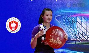 2015中國羽毛球公開賽決賽精彩集錦