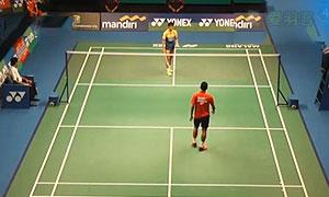 苏吉亚托VS威斯奴 2015印尼大师赛 男单半决赛视频